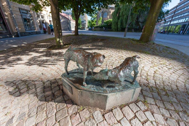 Goteborg, Schweden lizenzfreies stockfoto
