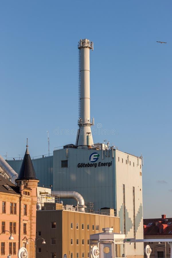 Goteburgo, Suecia - 7 de junio de 2014: Grande imágenes de archivo libres de regalías