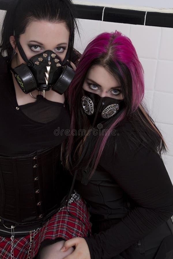 goth горячее стоковые изображения rf