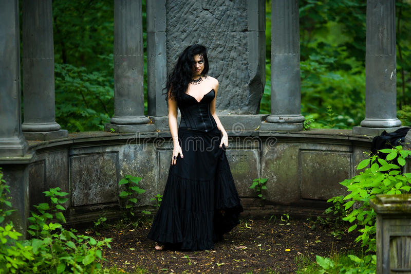 Goth foto de stock royalty free