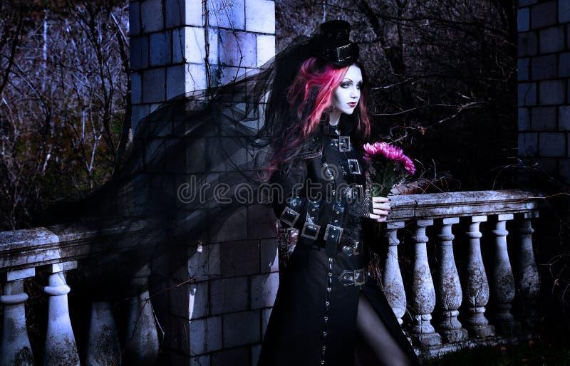 Goth imagen de archivo