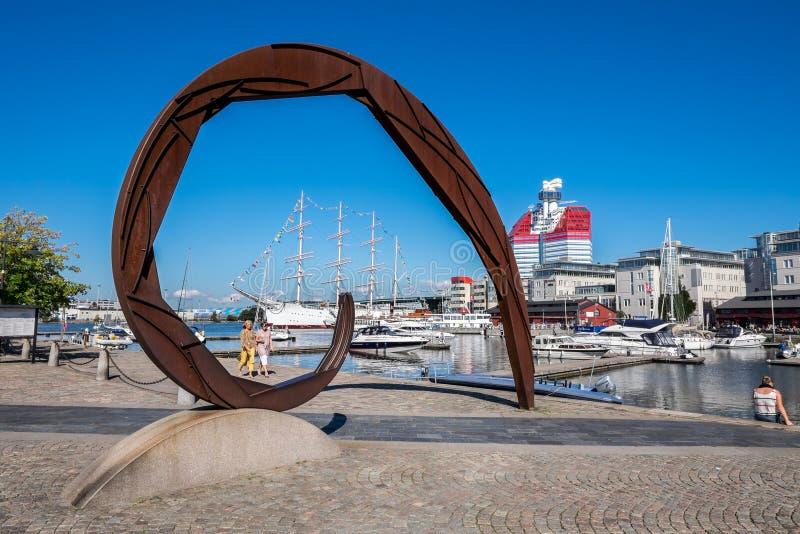 gothenburg Швеция стоковая фотография rf