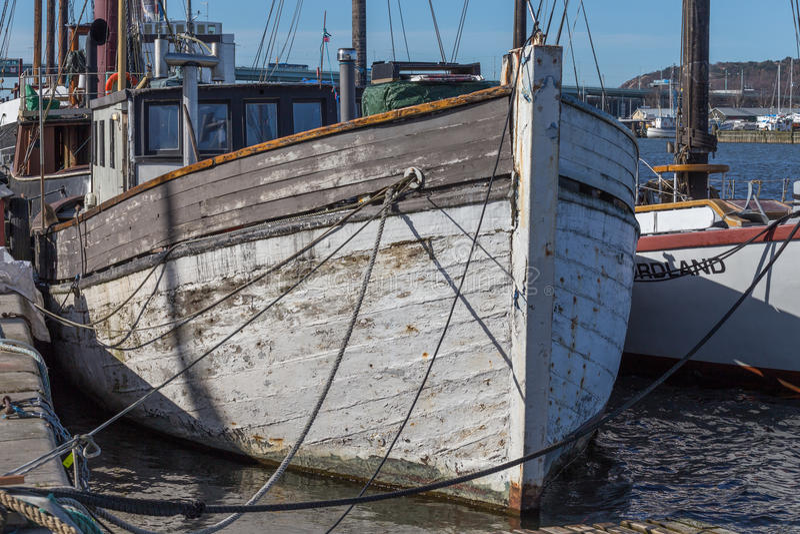 Gothenburg - port sen 2014 zdjęcia stock