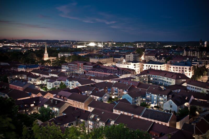 Gothenburg-Stadt stockfoto