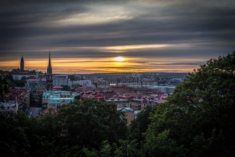 Gothenburg stock photo