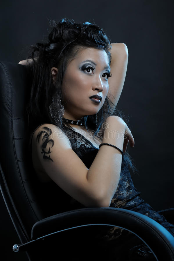 Asian Girl Gothic Pictures - Pics And Galleries-3073
