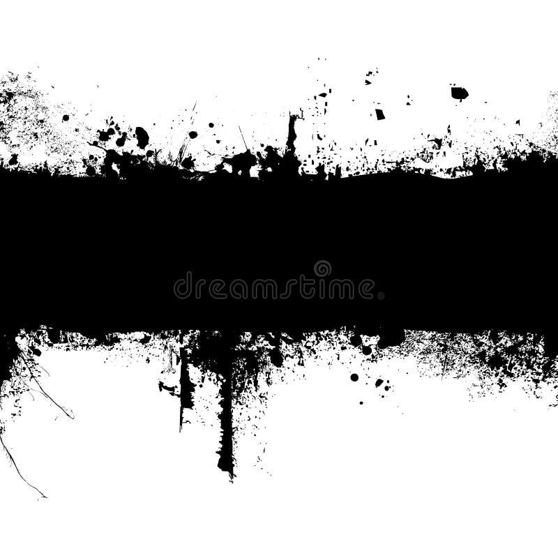 Gothic banner vector illustration
