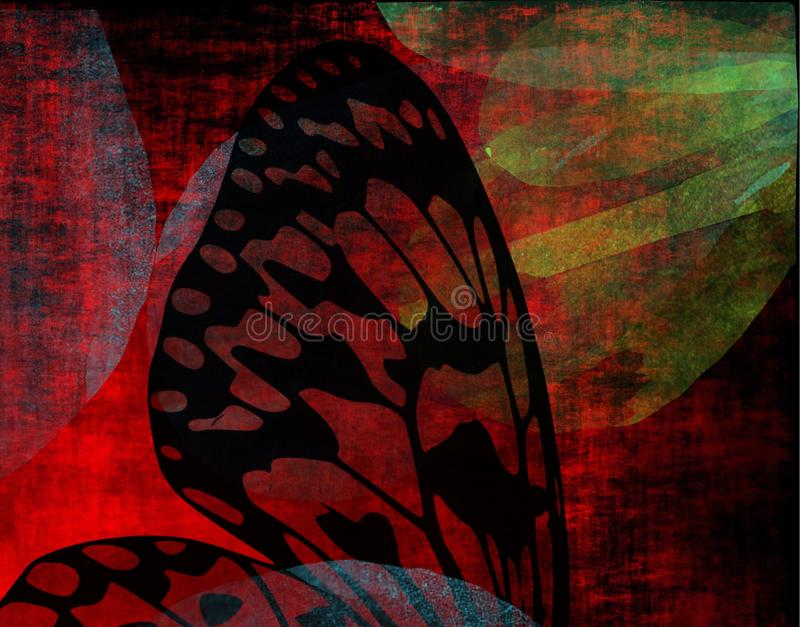 Gothic Butterfly Wing