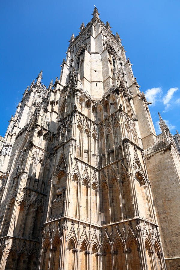 Download Gothic Cathedral In York, England Stock Photo - Image: 17479582