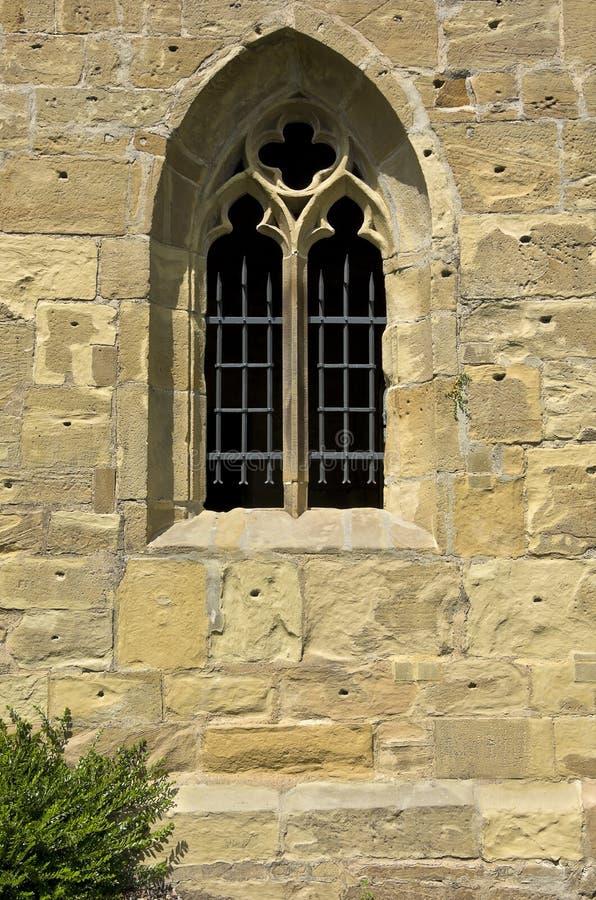 Free Gothic Chapel Window Stock Photos - 186771273