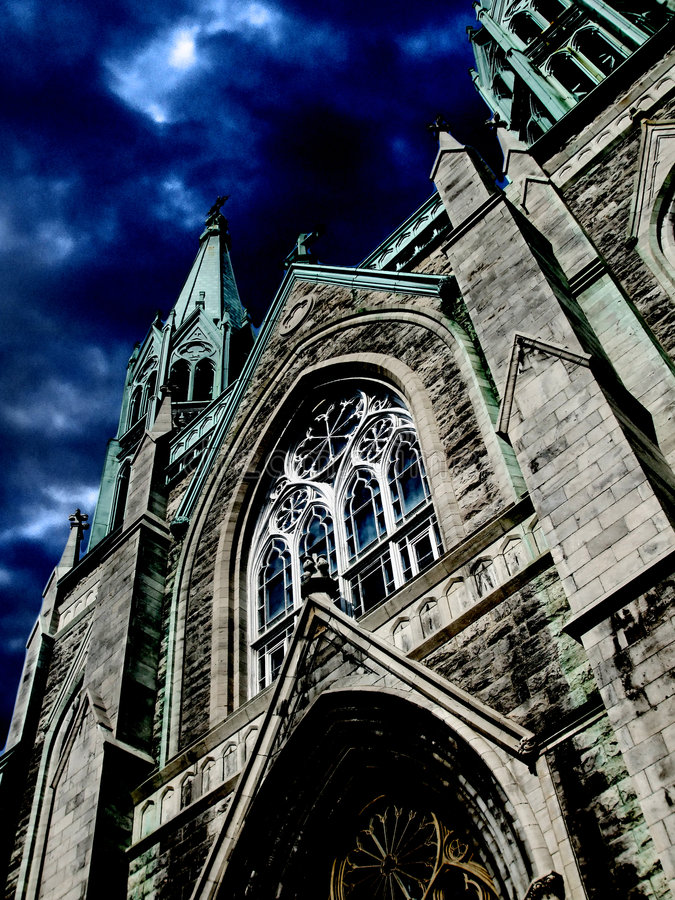 Free Gothic Church 02 Stock Image - 6539881