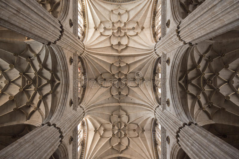 Download Gothic pilars stock image. Image of europe, architecture - 22903605