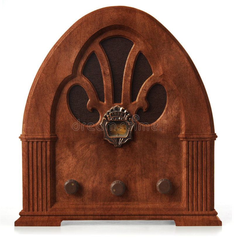 Free Gothic Radio Orthographic Royalty Free Stock Photos - 1156388