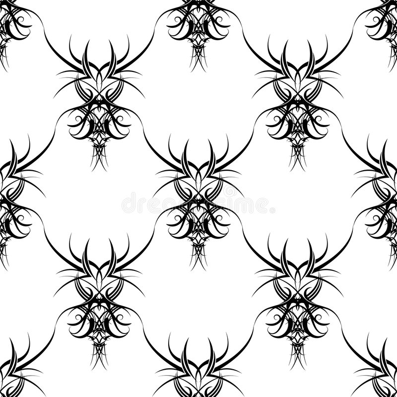 Gothic repeat stock images