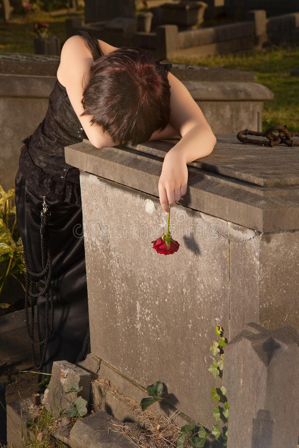 Download Gothic Sorrow Royalty Free Stock Photos - Image: 21120918