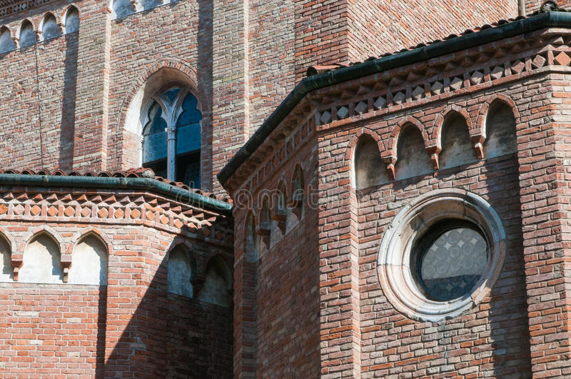 Gothic Vicenza royalty free stock photo