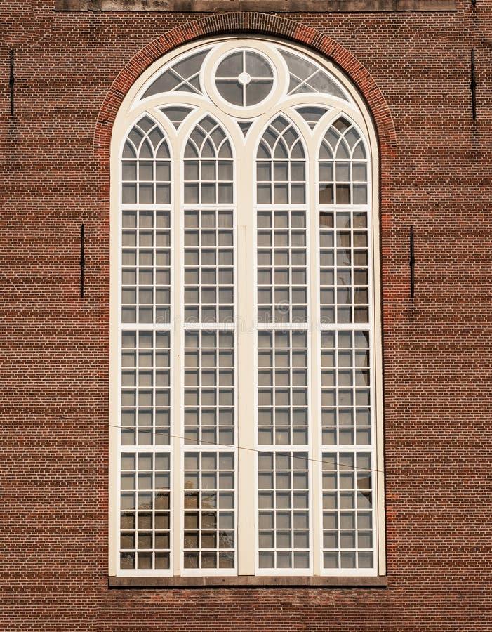 Gothic Window royalty free stock image