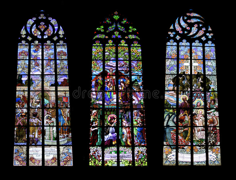 Download Gothic Windows - Collage Royalty Free Stock Image - Image: 10630496