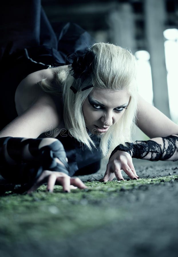 Download Gothic Woman Stock Photos - Image: 16629783