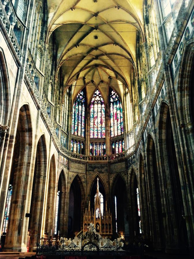 gothique photographie stock