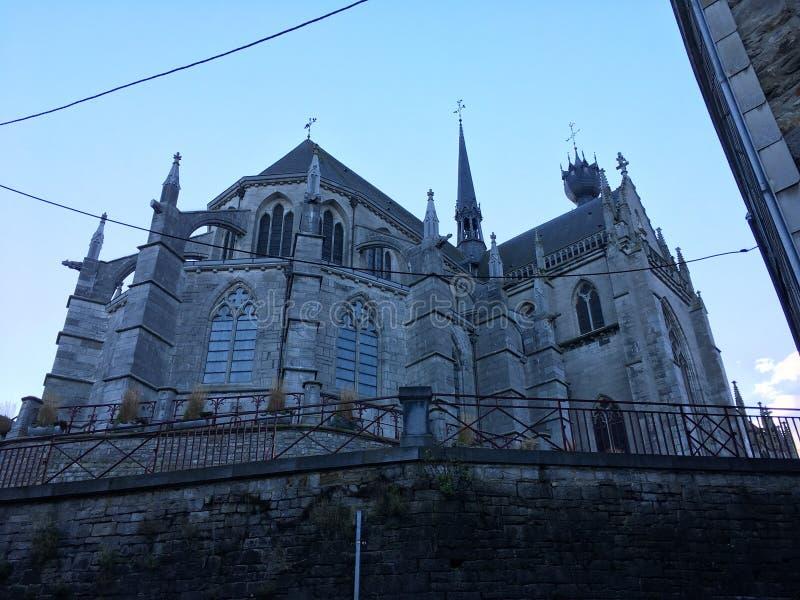Gothiquearchitectuur stock afbeelding