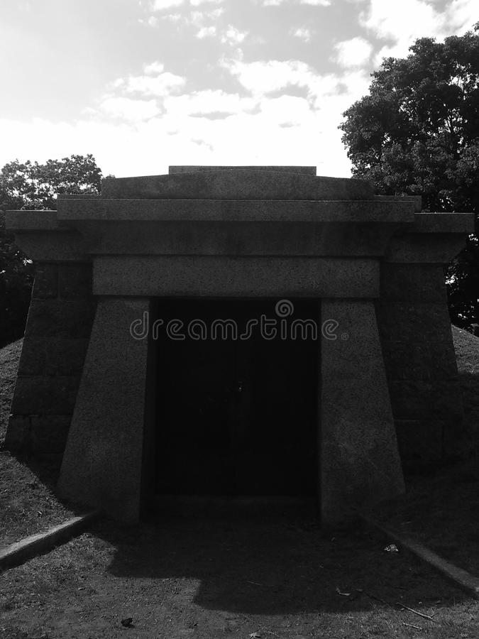 Gothy tomb stock images