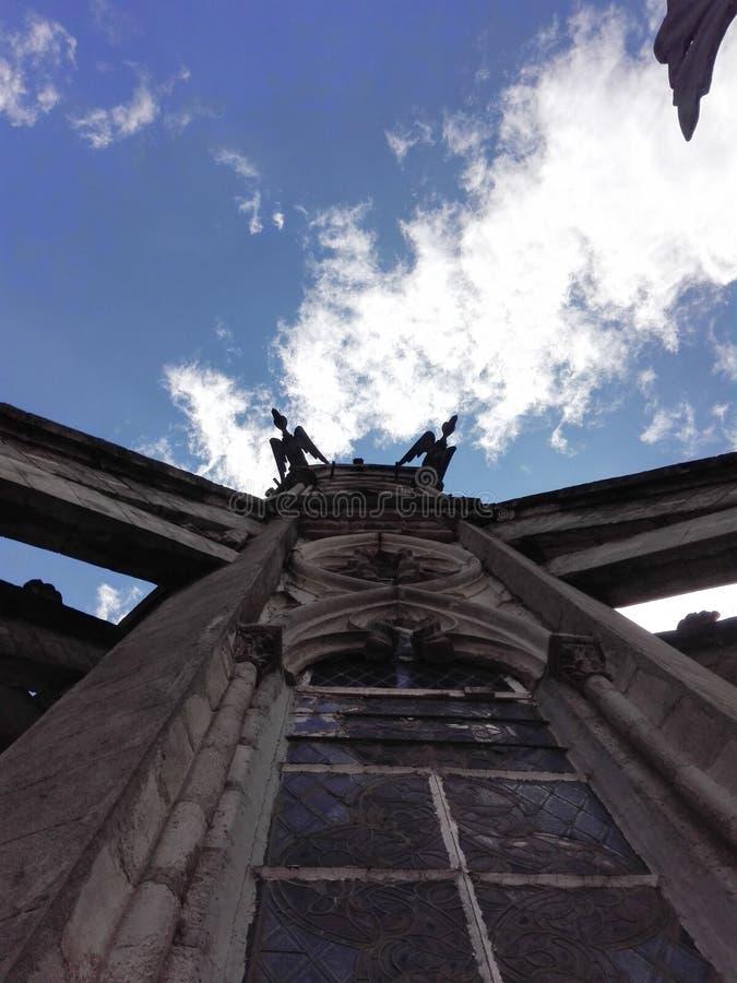Gotica imagen de archivo
