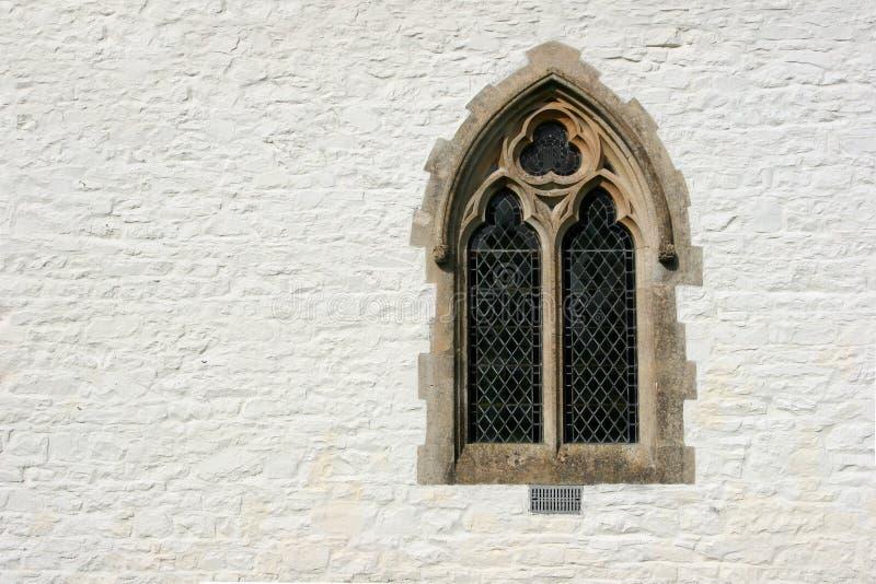 Gotisch Venster stock afbeeldingen