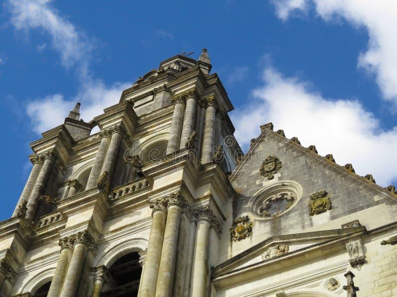 Gotische kerk royalty-vrije stock foto
