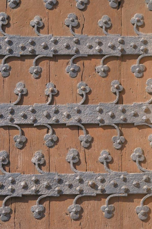 Gotische poorten royalty-vrije stock fotografie
