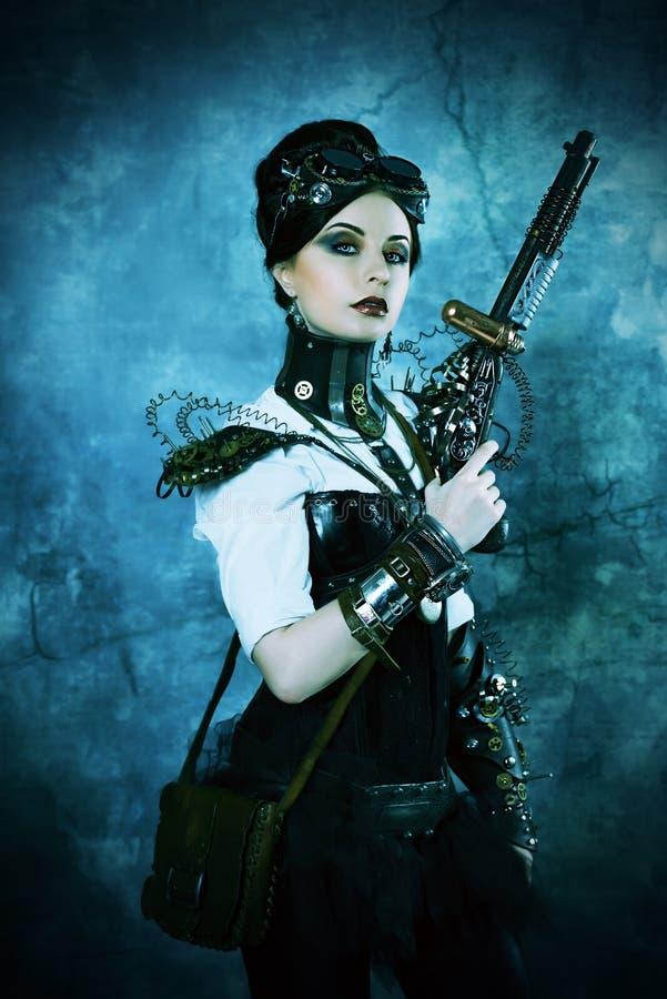 Gotisk fantasi arkivfoton