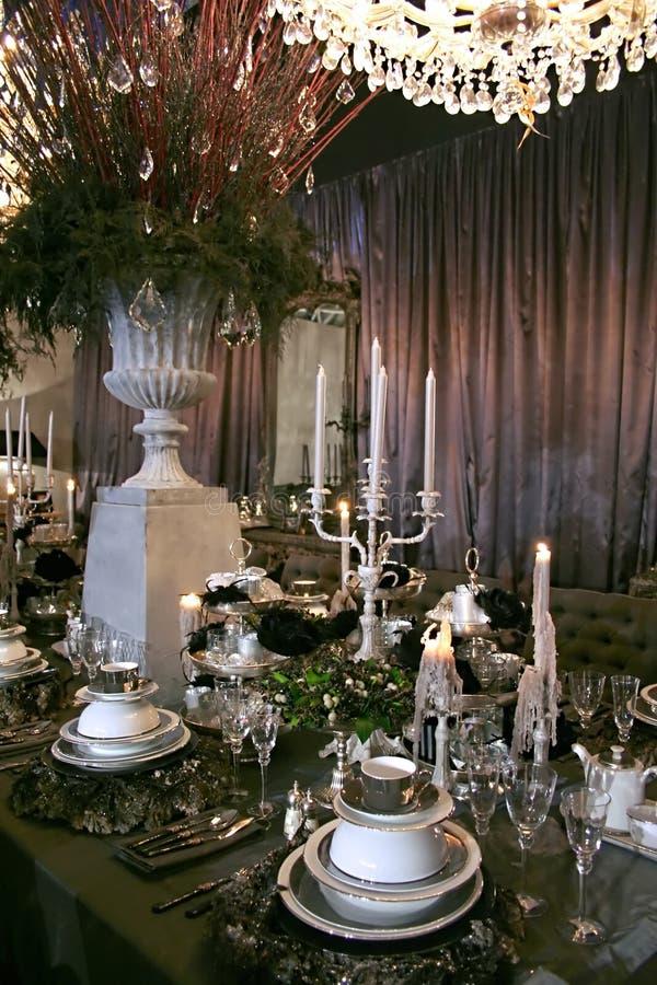 gotisk stil för garnering royaltyfri foto