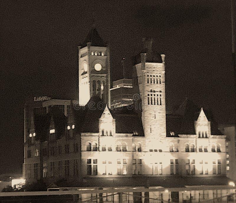 Gotiska Nashville royaltyfri bild
