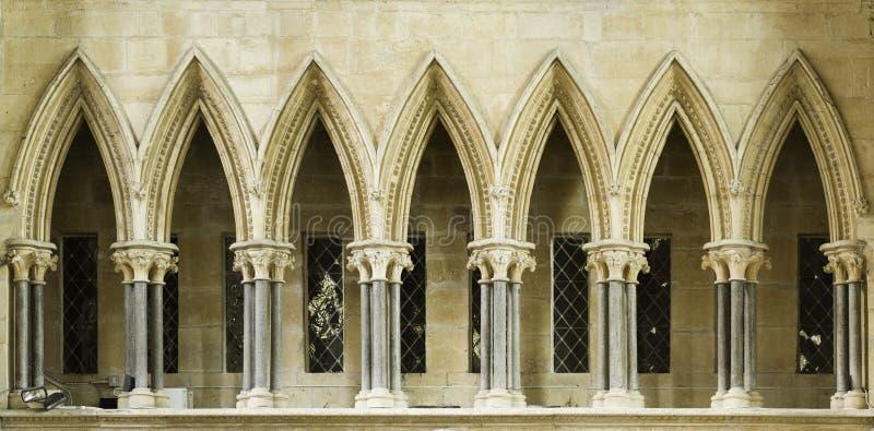 Gotiskt royaltyfria bilder