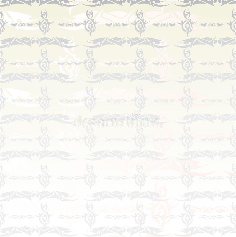 gotiskt l wallpaper royaltyfri illustrationer
