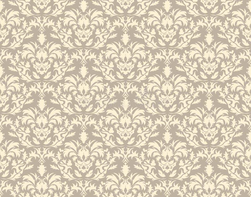 gotiskt seamless för bakgrund royaltyfri illustrationer