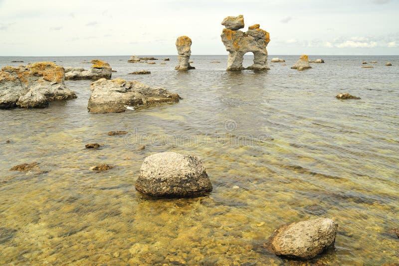 Gotland arkivbilder