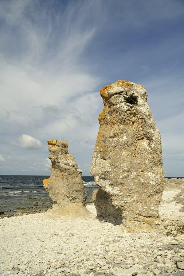 Gotland lizenzfreie stockfotografie