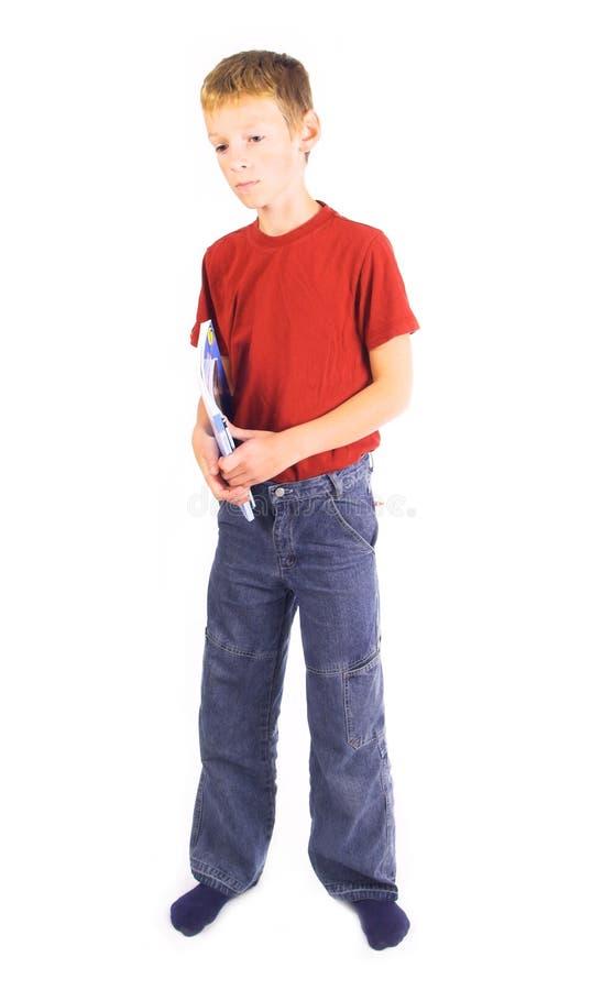 gotowa do szkoły zdjęcia stock