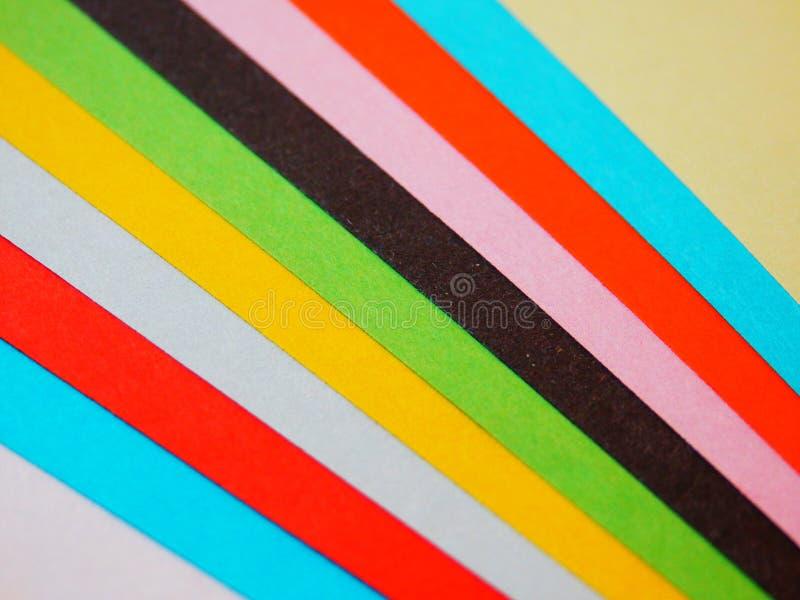 gotowe papiery kolorów, obrazy royalty free