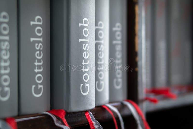 Gotteslob Book Shelf Free Public Domain Cc0 Image