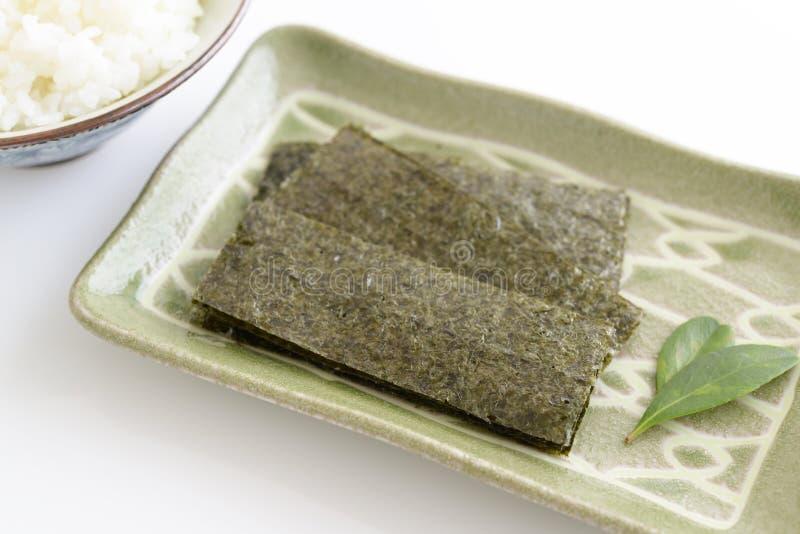 Gotujący Rice w pucharze fotografia stock