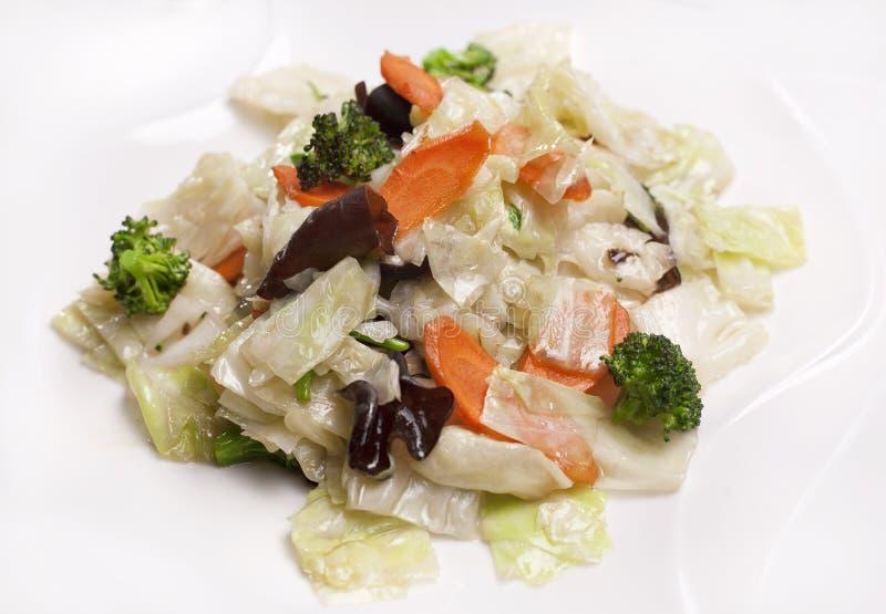 Gotujący warzywo obrazy stock