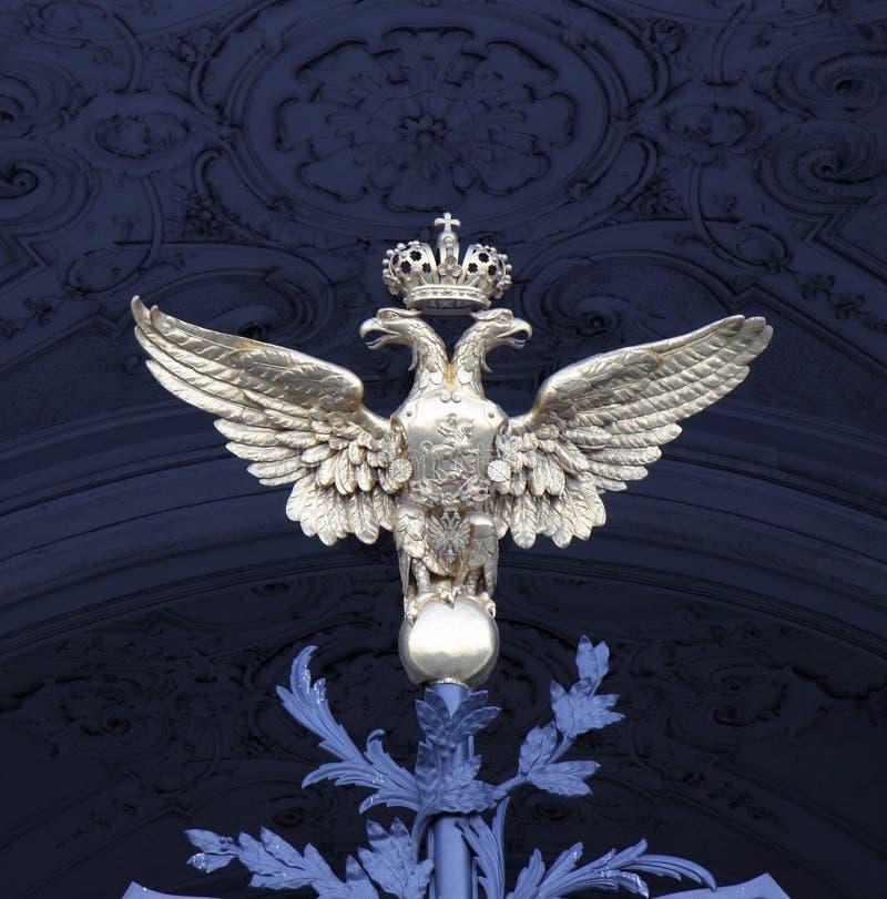 Gouden adelaar stock foto's