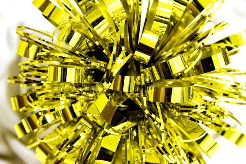 Download Gouden boog stock afbeelding. Afbeelding bestaande uit heden - 41641