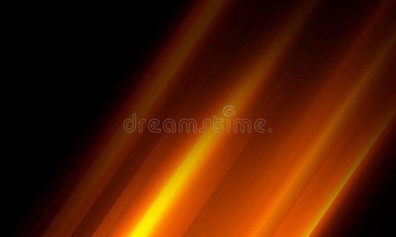 Gouden in de schaduw gesteld onduidelijk beeld abstract vectorontwerp als achtergrond, kleurrijke vage in de schaduw gestelde ach vector illustratie