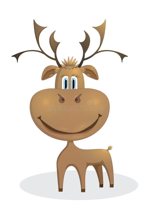 Gouden elanden royalty-vrije stock foto's