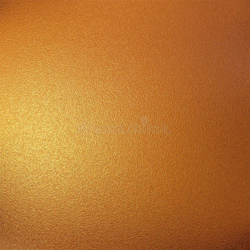 Gouden folie royalty-vrije stock foto's