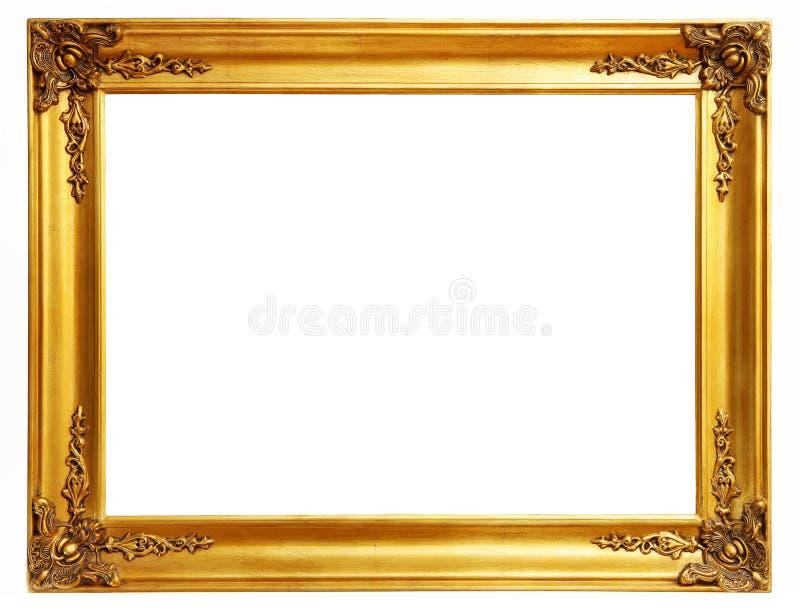 Gouden frame royalty-vrije stock foto