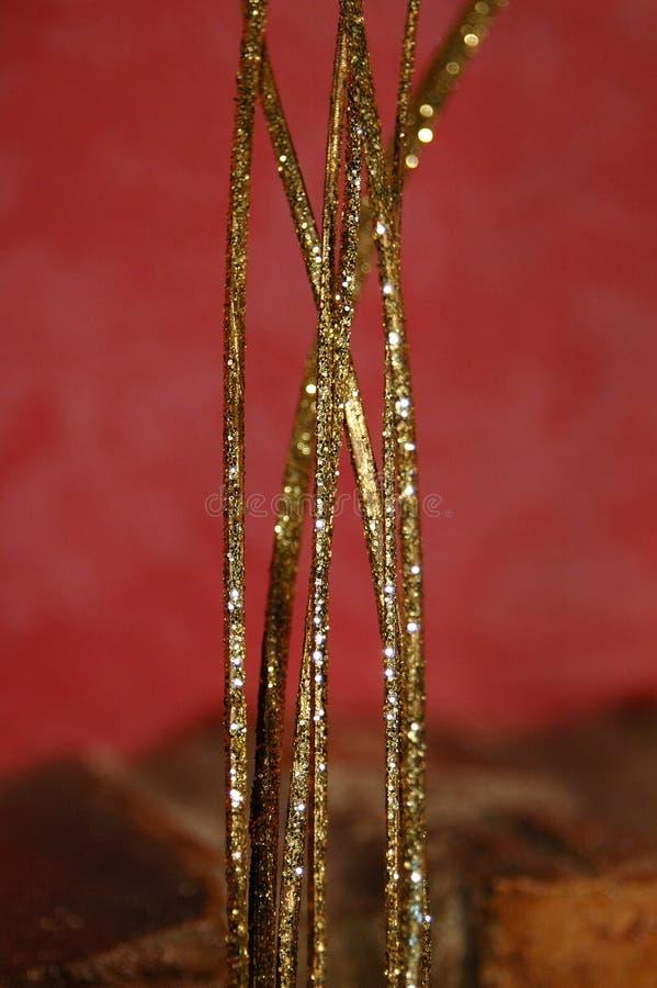 Gouden Gras stock afbeeldingen